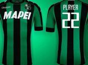 Nuova maglia Sassuolo 2016-17