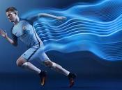 Nuova maglia Manchester City 2016-2017