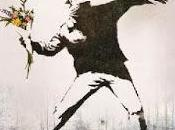 Banksy scena Roma Guerra Capitalismo Libertà
