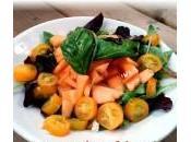 Misticanza melone: ricetta menu completo Mistofrigo.it