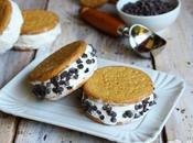 Gelato biscotto cookies