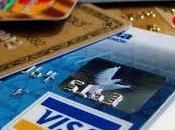 Carte credito: aumentano costi usarle all'estero