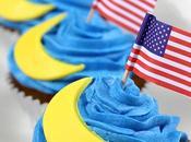 Anniversario sbarco sulla luna: cupcakes luna festeggiare