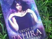 "GIARDINO SCRITTORE: Linda Bertasi, L'Erede Tahira""(2016,SELF-PUBLISHING)"