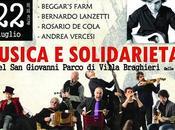 "Bernardo Lanzetti partecipa ""Musica Solidarietà""..."