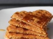Waffles cocco (senza burro)