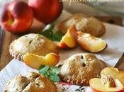 Hand Pies farro pesche, nocciole melissa Spelt hand pies with nectarines, hazelnuts lemon balm