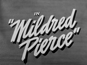 Amarcord romanzo Mildred Pierce""