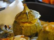 Zucchine tonde ripiene farete felici grandi piccini