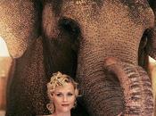 Reese Whiterspoon circense Vogue Maggio 2011
