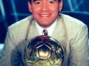 pallone d'oro Maradona fuso dalla camorra