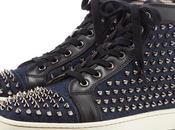sneakers borchiate jeans Christian Louboutin