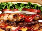 "Burger king presenta ""monster meat""... panino 1160 calorie"