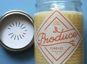 solita candela… presento Produce Candle Melone