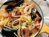 Spaghetti pesce dell'Adriatico