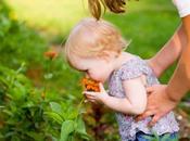 giardino, un'occasione crescere