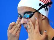 Kathleen Baker, nuotando morbo Crohn