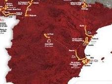 Vuelta España 2016: percorso favoriti