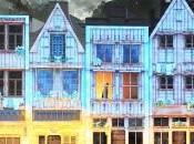 """""""Bosch night"""", spettacolo suoni luci genio solitario 's-Hertogenbosch"""