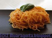 Capellini alla crema peperoni mascarpone