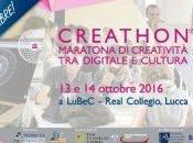 Creathon 2016: maratona idee cultura!