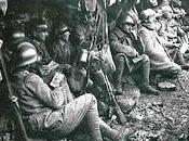 L'orrenda visione soldato italiano trincea Carso