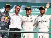 Spa-Francorchamps entrambi felici piloti Mercedes