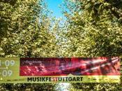 Musikfest Stuttgart 2016 Inaugurazione