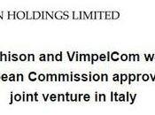 Semaforo verde alla fusione Italia Wind