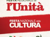 Programma venerdì settembre, della Festa L'Unità festa nazionale cultura Pian Massiano fino domenica