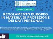 nuovo regolamento europeo proteggere privacy