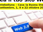 Crea sito Web. Corso Formazione Montebelluna. Casa Buona Stella settembre, ottobre 2016.