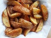 Patate fritte buccia paprica