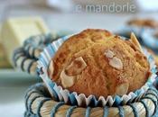 Muffin Cioccolato Bianco Mandorle