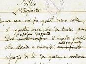 Manoscritti Grandi poeti mostra gratis alla Biblioteca Nazionale Napoli