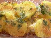 Baccala' patate forno