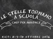 Bottura Cracco: chef cucinano Amatrice