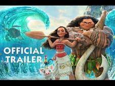 mondo Moana primo trailer Oceania
