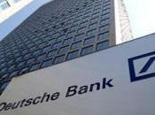 Germania. Doccia fredda Deutsche Bank: multano istituto 14mld$ titolo crolla borsa