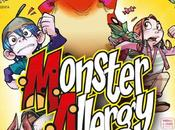 "Monster Allergy: live show ""mostruosamente"" divertente Roma tour"