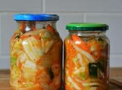 Kimchi, conserva verdure patrimonio Unesco passo (glutenfree)