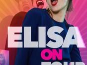 """ELISA: oggi ONLINE VIDEO """"BRUCIARE TE"""", nuovo singolo estratto """"ON"""". Dall'11 novembre TOUR principali PALASPORT ITALIANI!"""