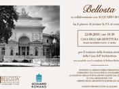 settembre 2016: Vernissage restauro della fontana storica Casa dell'Architettura