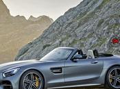 Mercedes-AMG Roadster: emozioni cielo aperto