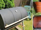 Riciclo creativo: Ecco come costruire barbecue!