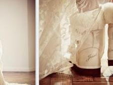 consiglia scarpe perfette sposa d'inverno convenzionale