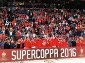 Supercoppa Italiana 2016: l'Olimpia Milano conquista storica prima, Simon contro spenta Sidigas Avellino