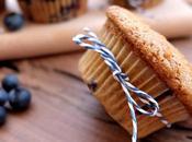 Muffin mirtilli olio extra vergine oliva Zucchi aromatizzato limone