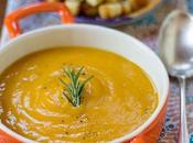 Crema zucca forno, coccole d'autunno