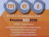 Inizia oggi Faenza MEI, Meeting delle Etichette Indipendenti 2016